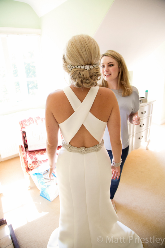 Abbeywood Cheshire wedding venue wedding photography for Sophie and Dave by Altrincham photographer Matt Priestley042