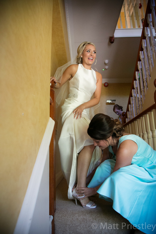 Abbeywood Cheshire wedding venue wedding photography for Sophie and Dave by Altrincham photographer Matt Priestley051
