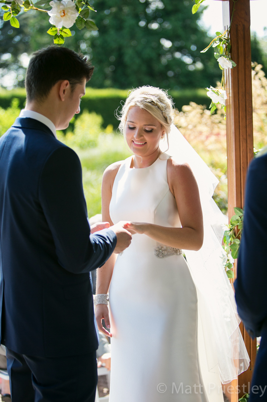 Abbeywood Cheshire wedding venue wedding photography for Sophie and Dave by Altrincham photographer Matt Priestley066