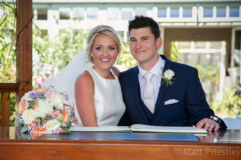 Abbeywood Cheshire wedding venue wedding photography for Sophie and Dave by Altrincham photographer Matt Priestley069