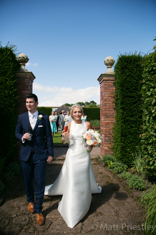Abbeywood Cheshire wedding venue wedding photography for Sophie and Dave by Altrincham photographer Matt Priestley072