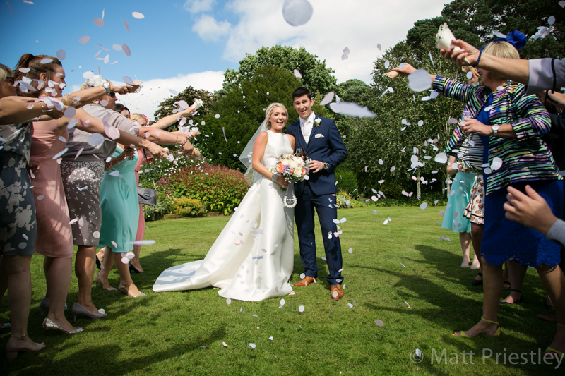 Abbeywood Cheshire wedding venue wedding photography for Sophie and Dave by Altrincham photographer Matt Priestley078