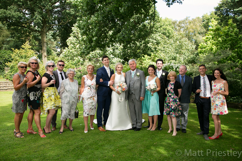 Abbeywood Cheshire wedding venue wedding photography for Sophie and Dave by Altrincham photographer Matt Priestley082