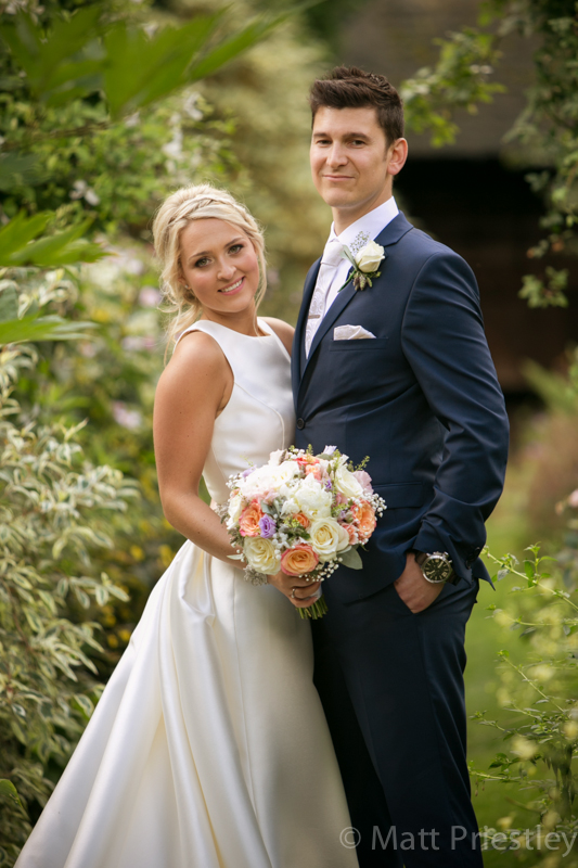 Abbeywood Cheshire wedding venue wedding photography for Sophie and Dave by Altrincham photographer Matt Priestley090