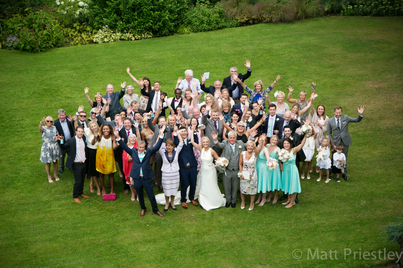 Abbeywood Cheshire wedding venue wedding photography for Sophie and Dave by Altrincham photographer Matt Priestley093