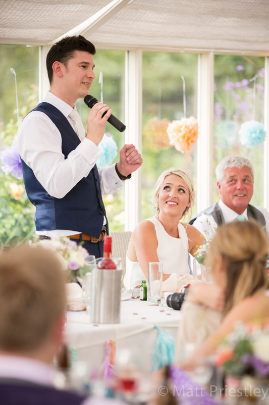 Abbeywood Cheshire wedding venue wedding photography for Sophie and Dave by Altrincham photographer Matt Priestley113