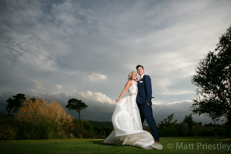Abbeywood Cheshire wedding venue wedding photography for Sophie and Dave by Altrincham photographer Matt Priestley119