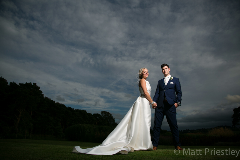Abbeywood Cheshire wedding venue wedding photography for Sophie and Dave by Altrincham photographer Matt Priestley123