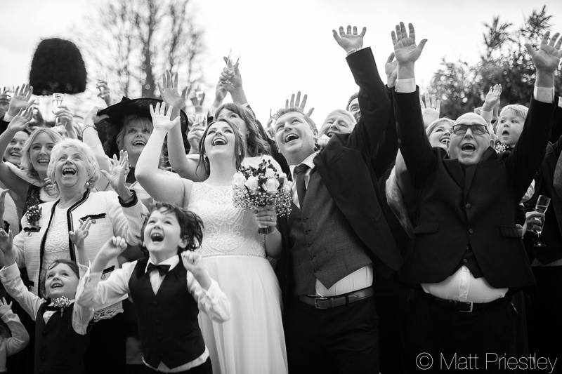 Abigail and Simon's wedding at St Mary's Church, Rostherne and Arley Hall, Cheshire
