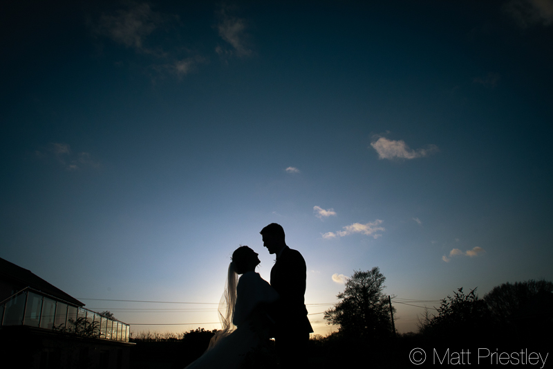 Lisa and James'  winter Wedding at Manor Hill House, Bromsgrove
